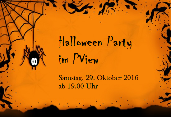 Halloween Party 2016 - 2