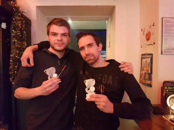 Dart Turnierserie -2