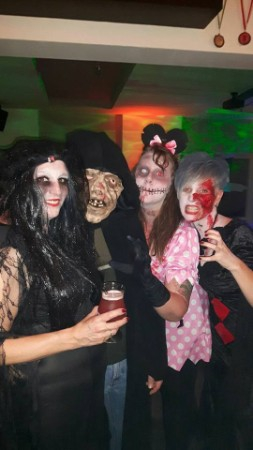 Halloween Party 2016 - 1